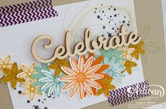 Stamping With Susan: May Flowers - Stampin' Up! Artisan Blog Hop