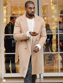 [PUERHOMME] LV Kanye handmade coat