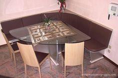 Tavolo Da Cucina Con Panca Angolare.79 Fantastiche Immagini Su Panche Ad Angolo Panca Ad Angolo