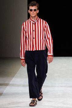 Giorgio Armani | Spring 2015 Menswear Collection | Style.com
