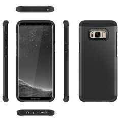 7 best samsung galaxy s8 plus drop protective case images galaxy2 in 1 hybrid dual layer design, features a soft tpu inner protective case · galaxy s8samsung