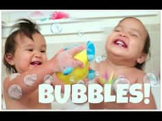FUN WITH BUBBLES!!! - August 09, 2015 -  ItsJudysLife Vlogs