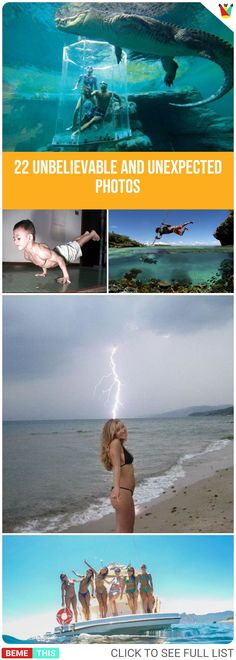 22 Unbelievable and Unexpected Photos That Will Blow Your Mind #perfectlytimed #amazing #photos #mindblowing #epic #photography #bemethis
