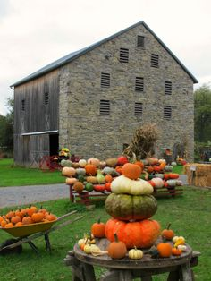 Roadside Stand By The Stone Barn
