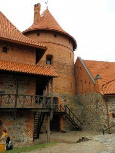 Trakai Island Castle | Trakai, Vilna, Lithuania