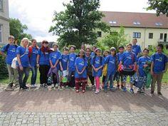 Am vergangenen Wochenende sind die ersten beiden Gruppen unserer Kinderreisen 2014 in ihr Ferienabenteuer aufgebrochen. Für 20 Kinder und Jugendliche aus Berlin und Brandenburg ging es ins Jugenddorf am Ruppiner See.