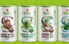 RuBio Superfoods on Packaging of the World - Creative Package Design Gallery