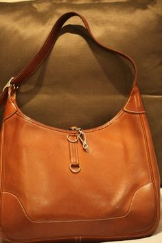 Authentic HERMES Barenia Picotin PM Bag With Orange Trim | Gypsy ...