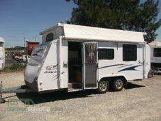 2007 Jayco Sterling Caravans in VIC - caravancampingsales.com.au