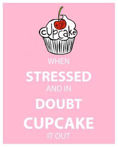 one happy bite at a time! Everyone loves a good cupcake. Get creative with our easy, irresistible cupcake recipes. From easy vanilla cupcakes to decadent Black Forest chocolate cupcakes, Cupcake Quotes, Cupcake Art, Cupcake Cakes, Cupcake Wine, Dessert Quotes, Sweet Cupcakes, Love Cupcakes, Yummy Cupcakes, Heart Cupcakes