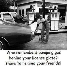 Welcome to the Memory Lane Gallery! Take a trip down memory lane with these wonderful images that will bring you back to your childhood days and have you Sweet Memories, Childhood Memories, Childhood Images, 1970s Childhood, Where Are We Now, Pompe A Essence, Old Gas Stations, Baby Boomer, Thing 1