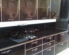 The glass splashbacks are the most wished for stuff in a modern modular kitchen. These glass tops are not only a beautiful decoration but also a great feat for kitchen security. Click on the given link to know more in details. http://glasslogic.co.uk/