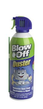 Blow Off Air In A Can   Non-flammable all purpose cleaner that removes dust, dirt and microscopic debris from hard to reach places.   WAWAK Sewing Supplies