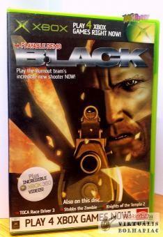 Xbox Classic játék: Official Xbox Magazine Game disc Black, Z Xbox Games, Magazine, Classic, Movies, Derby, Magazines, Classic Books, Warehouse, Newspaper