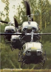 The Venerable UH-1 Huey - Finest and most reliable Helicopter in the Army inventory EVER!