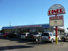 All American Diner - Panama City Beach Florida Dining - Partner Listing Panama City Beach Restaurants, Panama City Beach Florida, Destin Florida, Panama City Panama, Florida Beaches, Florida Pictures, American Diner, Beach Road, Vacation Spots