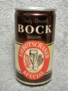 Liebotschaner Special Bock 12 oz Aluminum Beer Can