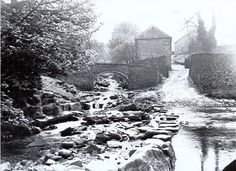 Possibly the most photographed view of Goyt's Bridge - looking along the stepping stones and past the old packhorse bridge Peak District, Local History, Stepping Stones, Natural Beauty, Past, Bridge, National Parks, Landscapes, Old Things