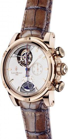 Louis Moinet Astralis Mercury objet d'art | Timeless Luxury Watches