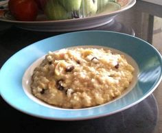 Recipe Apple, cinnamon & sultana porridge. by lailahrosebowie1993 - Recipe of category Basics
