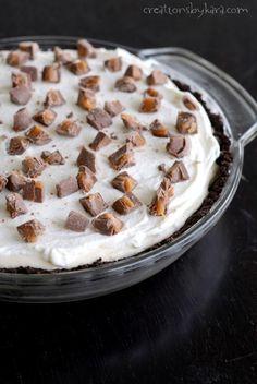 Easy no-bake chocola