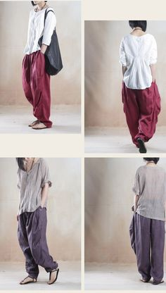 http://www.aliexpress.com/item/2015-Women-Pants-Linen-Big-Ruffle-Loose-Trousers-Wide-Leg-Solid-Pants-Casual-Pants-Bloomers-Harem/32280660950.html