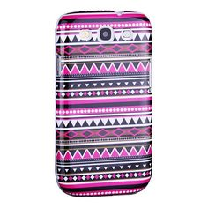 Aztec tribal hard case telefoonhoesje Samsung Galaxy S3 - PhoneGeek.nl