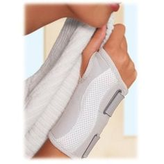 This is the wrist brace I use. Wellgate for Women Slimfit Wrist Support #spoonie