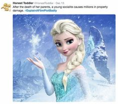 disney frozen movie posters Frozen Poster Fan made Disney Disney And Dreamworks, Disney Pixar, Movie Plots Explained Badly, Funny Picture Quotes, Funny Pictures, Explain A Film Plot Badly, Frozen Poster, Bad Film, Funny Memes