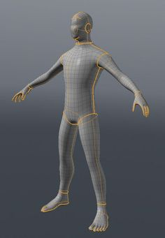Character UV mapping tips by Henning Sanden: