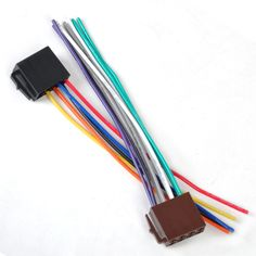 new universal iso wire harness female adapter connector cable universal iso wire harness female adapter connector cable for car stereo system for vw golf beetle