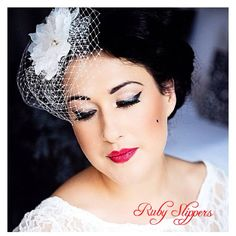 Makeup and Hair by Ruby Slippers