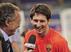 Messi interjúk