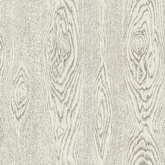 Wood Grain wallpaper in Black & White from Cole & Son