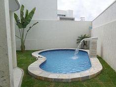 Existem piscinas pequenas para espaços pequenos, que possibilita a instalação da mesma em locais com espaços reduzidos. Neste artigo você vai ver que é possível ter uma piscina, mesmo em ambientes tacanhos.