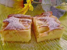 Apfelkuchen schnell und fein, ein schönes Rezept aus der Kategorie Kuchen. Bewertungen: 658. Durchschnitt: Ø 4,5.