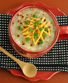 crockpot potato soup without the cream