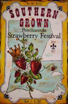 Ponchatoula Strawberry Festival 2020.23 Best Strawberry Festivals Images Strawberry Pie