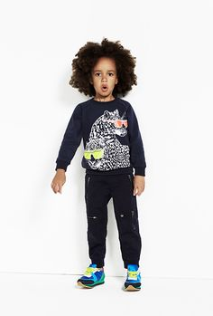 Kids fashion - Stella McCartney Kids - Fall-Winter 2015 Collection - Sweater available