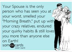 Love my spouse =)