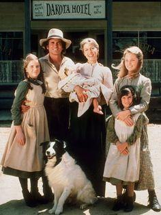 Little House on the Prairie - uma das minhas séries de infância... inerquecível família!!