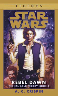 """Here is the explosive conclusion of the blockbuster trilogy that chroniclesthe never-before-told story of the young Han Solo. Set before the Star Wars(r)movie adventures, these books chronicle the coming-of-age of the galaxy's mostfamous con man, smuggler, and thief.    The Millennium Falcon is """"the fastest hunk of junk in the galaxy."""" So when HanSolo wins it in a game of sabacc, he and Chewbacca become kings of thesmugglers--uncatchable, unstoppable. But with the Empire clamping down, Hanknows"""