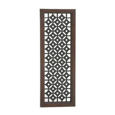Check out this strikingly decorated contemporary styled wooden wall panel that is sure to spice up your room interiors. Made out of quality wood this wall panel promises durability while easy to maintain.
