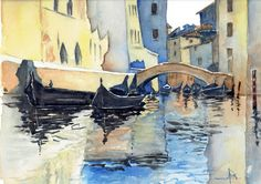 Venecia 04 (De Singer Sargent)