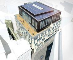 Lezing Net Zero Energy Building Treurenberg op 18 oktober in AREA 42, Brussel