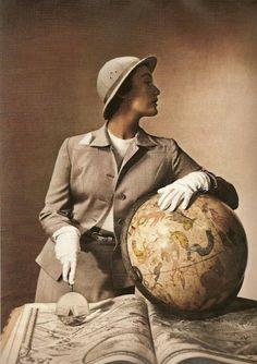 Louise Dahl-Wolfe, Harper's Bazaar August 1949