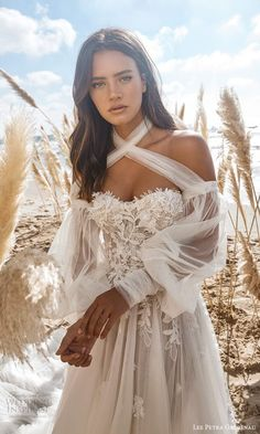 A Line Bridal Gowns, Bridal Dresses, Wedding Gowns, Divas, Tulle Gown, Designer Wedding Dresses, Bridal Collection, Outfit, Ball Gowns