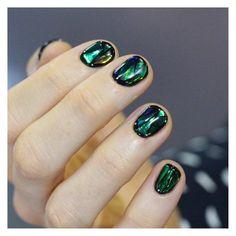 #유니스텔라글래스네일시리즈 다른컬러, 디자인도 충분히 예쁘지만 뭐니뭐니해도 #오리지널 이 최고지요 #유니스텔라 #tue_nail #글래스네일 #original #glassnails #unistella #unisedit_Hong