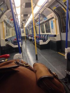 VIP carriage on the London Tube. Britain Uk, Canvas Bags, Create And Craft, Vip, Leather Bag, Tube, London, Adventure, Adventure Movies