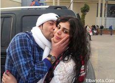 سعد الصغير يتصالح مع زوجته شمس في النيابة